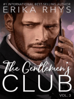 The Gentlemen's Club, vol. 3