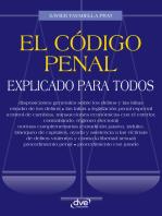 El código penal explicado para todos