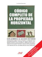 Código completo de la propiedad horizontal