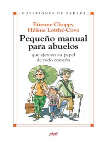 Pequeño manual para abuelos