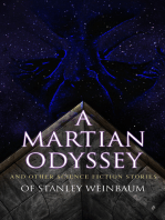 A Martian Odyssey and Other Science Fiction Stories of Stanley Weinbaum