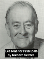 Lessons for Principals