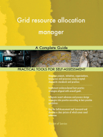 Grid resource allocation manager A Complete Guide