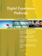 Digital Experience Platforms A Complete Guide