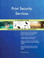 Print Security Services A Complete Guide