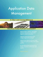 Application Data Management A Clear and Concise Reference
