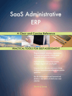 SaaS Administrative ERP A Clear and Concise Reference