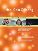 Initial Coin Offering Standard Requirements