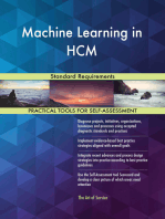 Machine Learning in HCM Standard Requirements