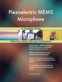 Piezoelectric MEMS Microphone A Complete Guide