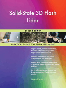 Solid-State 3D Flash Lidar Second Edition