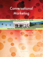 Conversational Marketing Complete Self-Assessment Guide