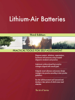 Lithium-Air Batteries Third Edition