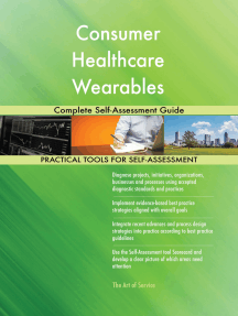 Consumer Healthcare Wearables Complete Self-Assessment Guide