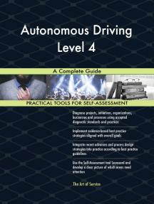 Autonomous Driving Level 4 A Complete Guide