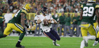 Bears Defense Wilts Against Packers And Aaron Rodgers