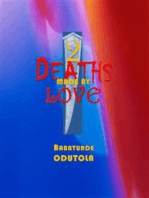Two Deaths Made By Love