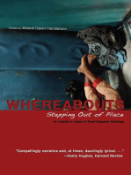Whereabouts: Stepping Out of Place, An Outside In Literary & Travel Anthology
