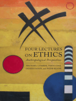 Four Lectures on Ethics