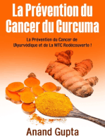 La Prévention du Cancer du Curcuma