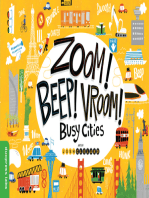 Zoom! Beep! Vroom! Busy Cities