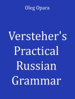 Versteher's Practical Russian Grammar