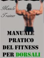 Manuale Pratico del Fitness per Dorsali