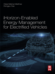 iHorizon-Enabled Energy Management for Electrified Vehicles