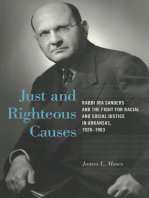 Just and Righteous Causes