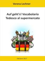 Auf geht's! Vocabolario