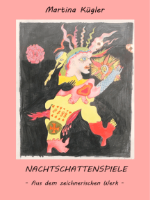 NACHTSCHATTENSPIELE: Aus dem zeichnerischen Werk 1972 - 2017