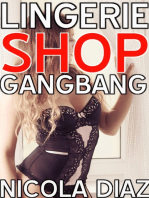 Lingerie Shop Gangbang