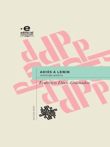 Adiós a Lenin: Antología poética