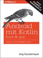 Android mit Kotlin – kurz & gut