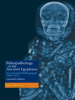 Paleopathology of the Ancient Egyptians: An Annotated Bibliography 1995–2016 Updated Edition