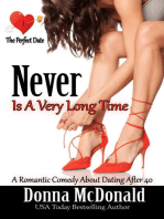Never Is A Very Long Time (The Perfect Date, #1)