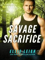 Savage Sacrifice (The Devil's Dires, #5)
