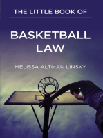 The Little Book of Basketball Law
