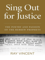 Sing Out for Justice