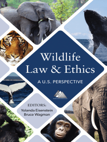 Wildlife Law & Ethics: A U.S. Perspective