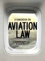 A Handbook on Aviation Law