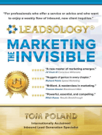 Leadsology:® Marketing The Invisible
