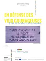En défense des voix courageuses