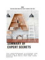 Summary of Expert Secrets