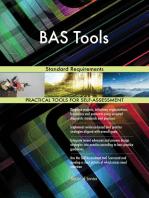 BAS Tools Standard Requirements