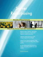 Server Repurposing Standard Requirements