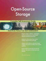 Open-Source Storage Complete Self-Assessment Guide