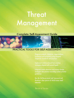 Threat Management Complete Self-Assessment Guide