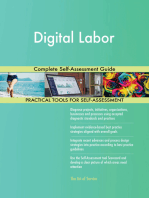Digital Labor Complete Self-Assessment Guide