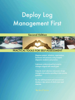 Deploy Log Management First Second Edition